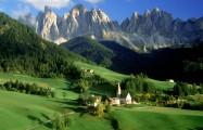 Новогодние каникулы в горах Италии